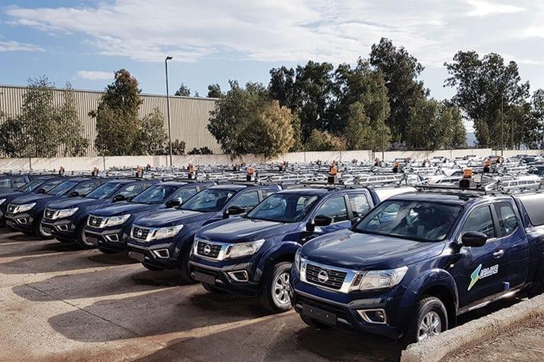 Παράδοση 100 αυτοκινήτων για τον ΔΕΔΔΗΕ